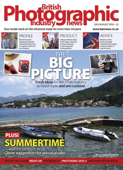 BPI NEWS JULY/AUGUST 2016