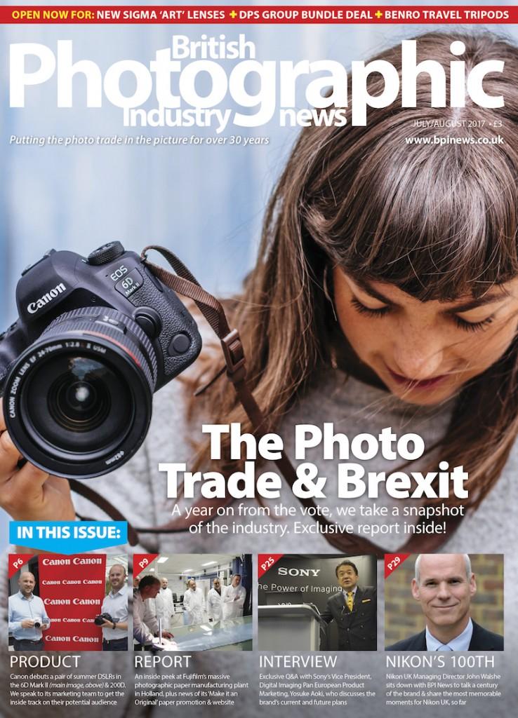 BPI NEWS JULY / AUGUST 2017