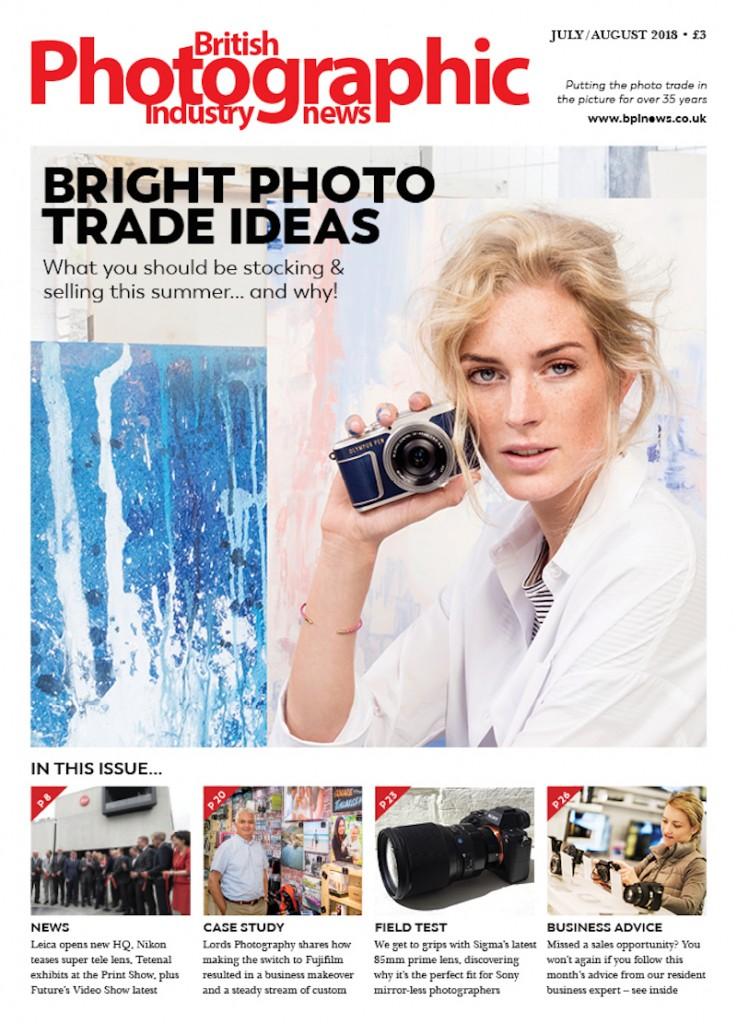 BPI NEWS JULY / AUGUST 2018
